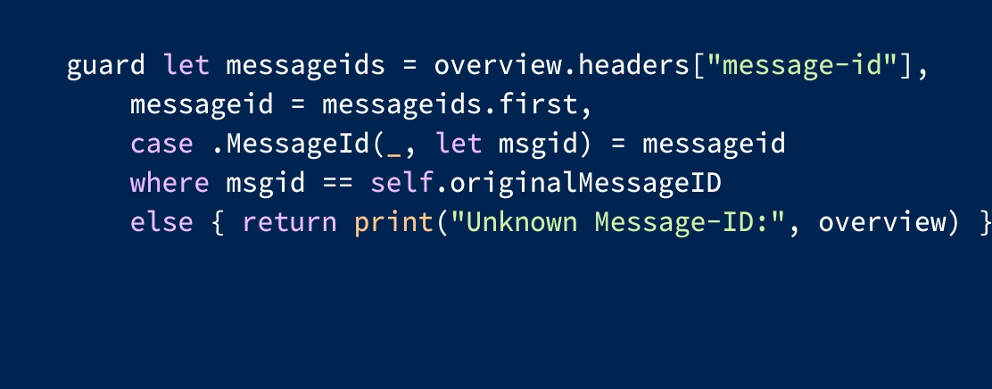 Three tips for concise Swift using the Guard statement